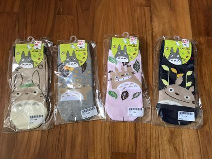BN Totoro authentic socks (from japan)