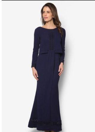 🚚 Vercato Designer Evening Dress