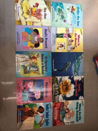 🚚 Reading Bee books (30 books for $20)