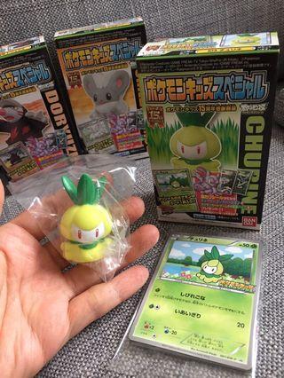 Pokemon 寵物小精靈盒蛋 15週年限定 日本玩具 Japan Nintendo