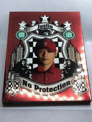CD album Justin Hong Kong