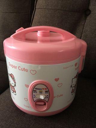 🚚 Hello kitty Rice Cooker