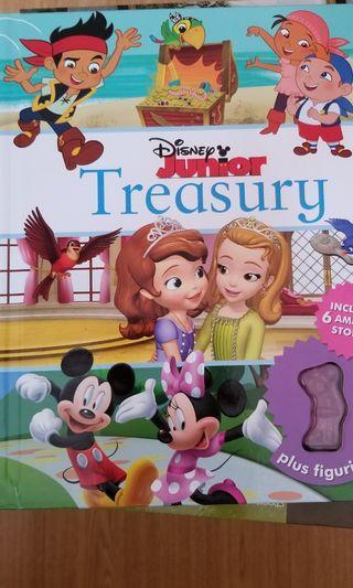 Disney junior treasury