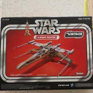 star wars x wing fighter kenner hasbro