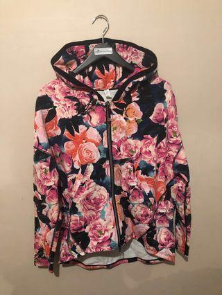 Lululemon flowerprint tech sweater
