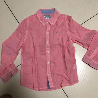 Gingersnaps Pink long sleeves