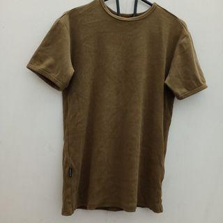 Top Olive/Nude/brown