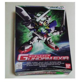 高達BB戰士 313 Gundam Exia BB-313  Bandai   (全新 未砌 已開盒 )