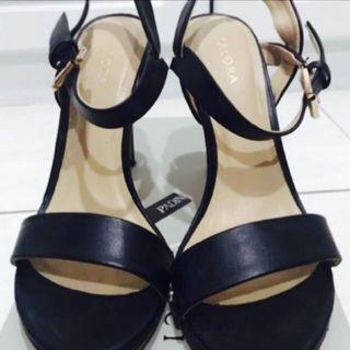 Black Heels by Zalora