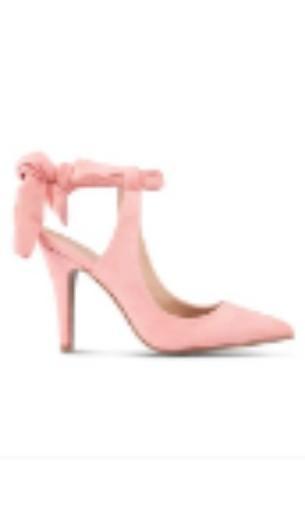 🚚 Velvet heels