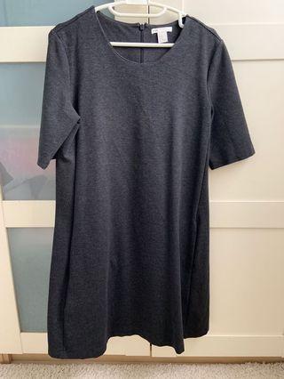 PreLoved Dress Dark Grey
