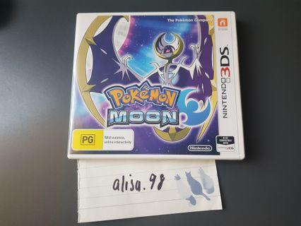 [WTS] POKÉMON MOON 3DS