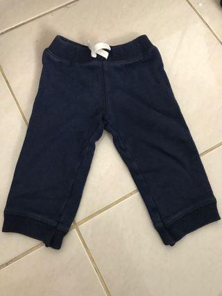 Celana panjang biru