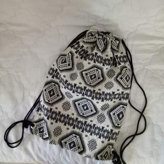 Tribal sack bag