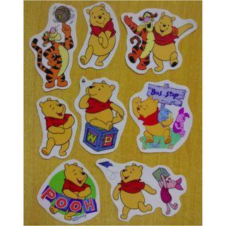 卡通防水貼紙 (Noo. XX19) 卡通貼紙  防水貼紙 waterproof sticker (plastic)