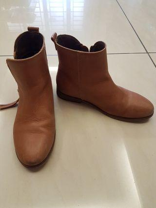 Next Kids Leather Boots