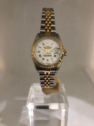 Rolex 69173 Lady-Datejust **Pre-Owned**
