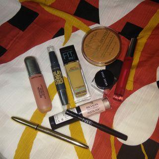 化妝品set $100