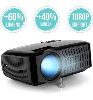 ABOX A2 3000 Lumens Home Theater Projector