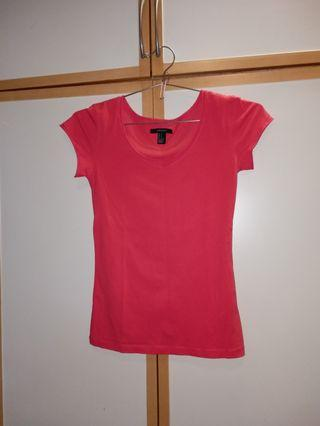 Forever 21 (red top)