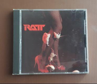CD Ratt - Ratt ( EP, USA PRESS 1983 )
