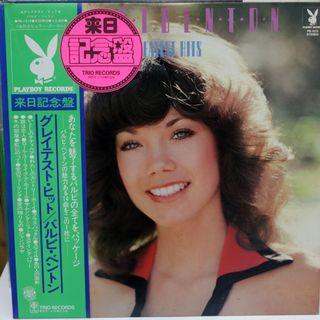 Barbi Benton Greatest Hits 黑膠唱片 LP