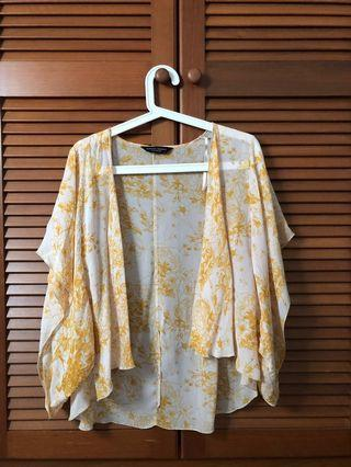 DOROTHY PERKINS Floral Kimono Cardigan