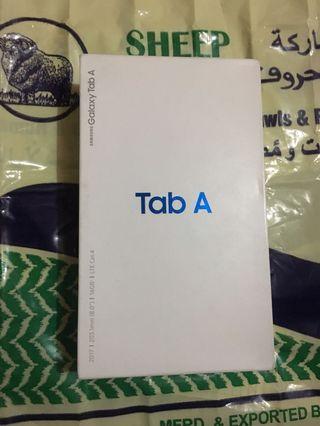 Samsung galaxy tab A 8.0 new garansi 1thn