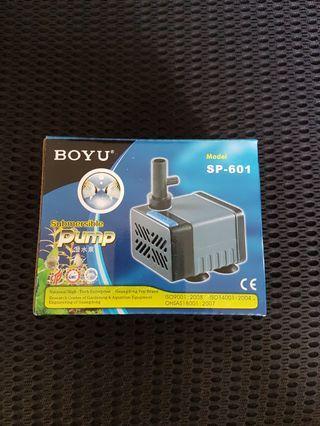 Boyu Submersible aquarium pump  sp-601