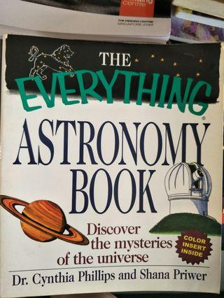 🚚 The everything astronomy book