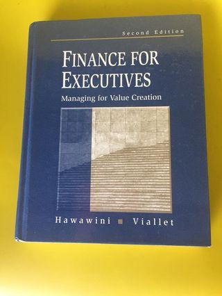 Finance for Executives: Managing for Value Creation 2nd ed.