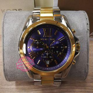 52f3833d24ac MICHAEL KORS Bradshaw Two-Tone mens Watch MK5976