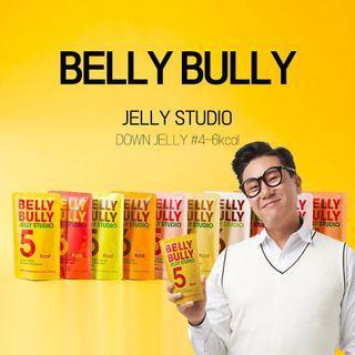 韓國 Belly Bully 低卡路里代餐果汁啫喱