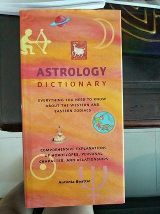 🚚 Astronomy Dictionary