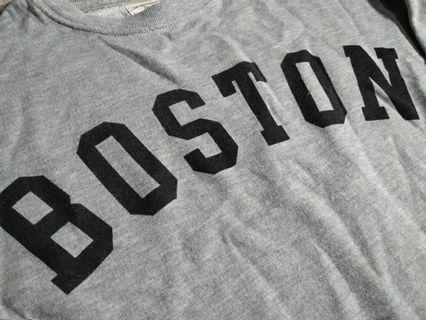 Crewneck boston