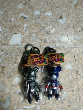 Popobe optimus & spiderman