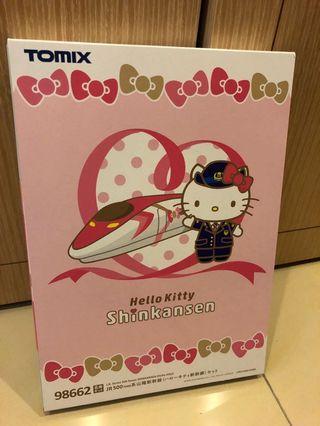 Hello Kitty 新幹線 Tomix 98662 限定品