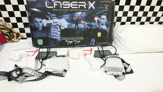 Laser X Guns For $40