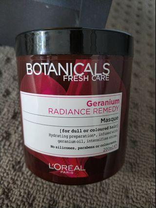 LORÉAL PARISBotanicals Geranium Radiance Remedy Masque 200 mL