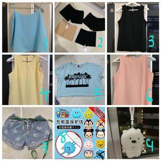 CLOTHES $2 Clearance