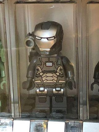 Lego Marvel Avengers War Machine 76006