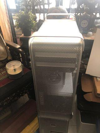 Mac Pro desktop case and board defective