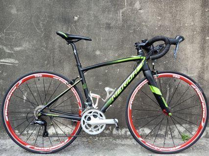 Merida ride 100 腳踏車 公路車 bike