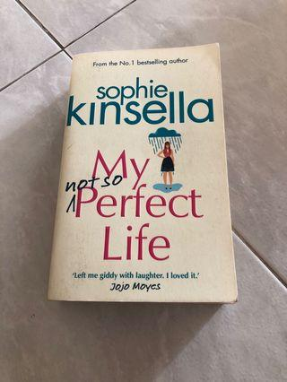 🚚 Sophie Kinsella—My Not So Perfect Life