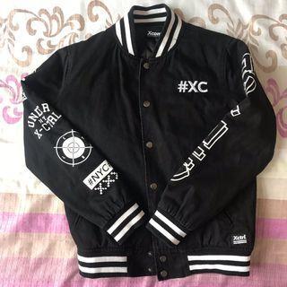 🚚 Xcontrol棒球外套