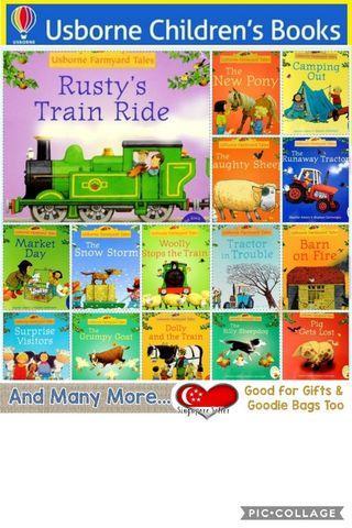 Children Story Books / Usborne Oxford Reading Tree