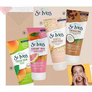 St. Ives Fresh Skin Apricot Scrub