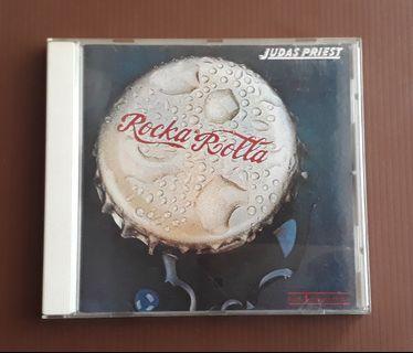 CD Judas Priest - Rocka Rolla ( EU PRESS 1993 )
