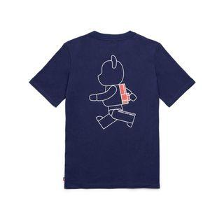 🚚 Herschel Supply Be@brick partnership T shirt