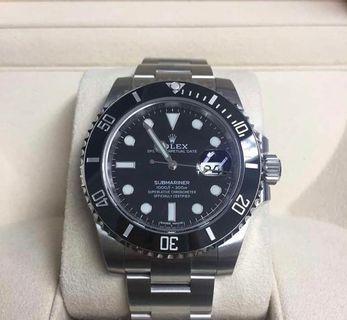 🚚 Rolex Submariner Date